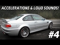 Nürburgring Supercar Traffic #4 Accelerations & LOUD Sounds!
