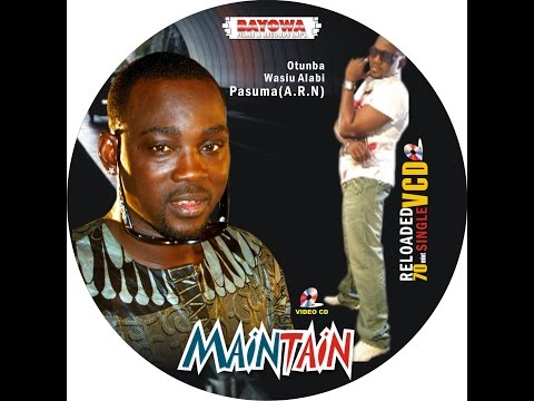 Maintain By  Wasiu Alabi Pasuma