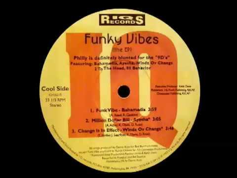Bahamadia  Funk Vibe
