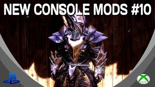 Skyrim Special Edition: ►5 BRAND NEW CONSOLE MODS◀ #10 (PS4/XB1/PC)