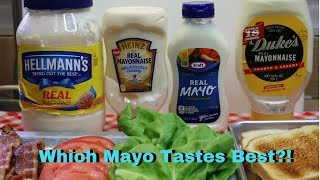 Mayonnaise Brands