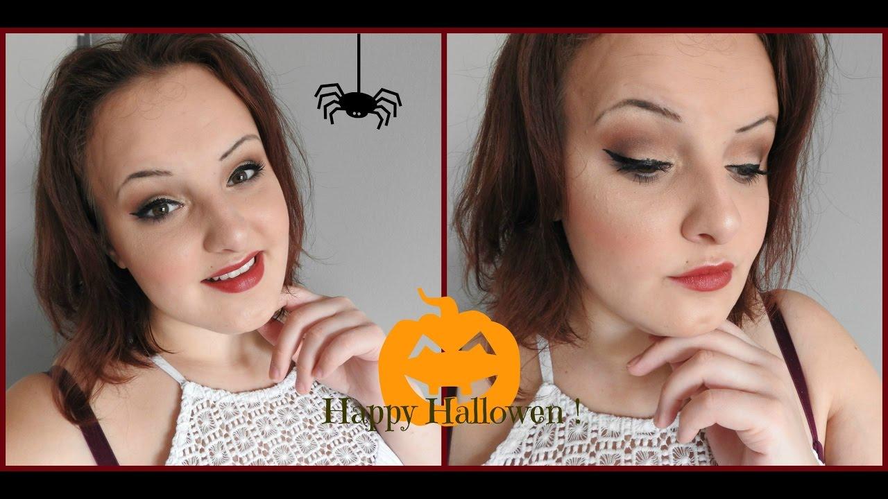 la beauty addict un maquillage halloween qui ne fais. Black Bedroom Furniture Sets. Home Design Ideas