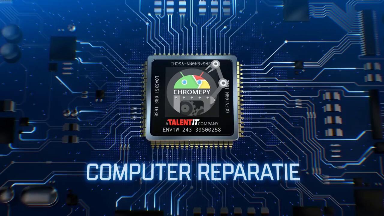 Chromepy Reclame Video 001