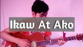 """""""Ikaw At Ako"""" - Moira & Jason (Fingerstyle Guitar Cover)"""