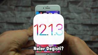 iOS 12.1.3 Yayınlandı! - Neler Değişti?