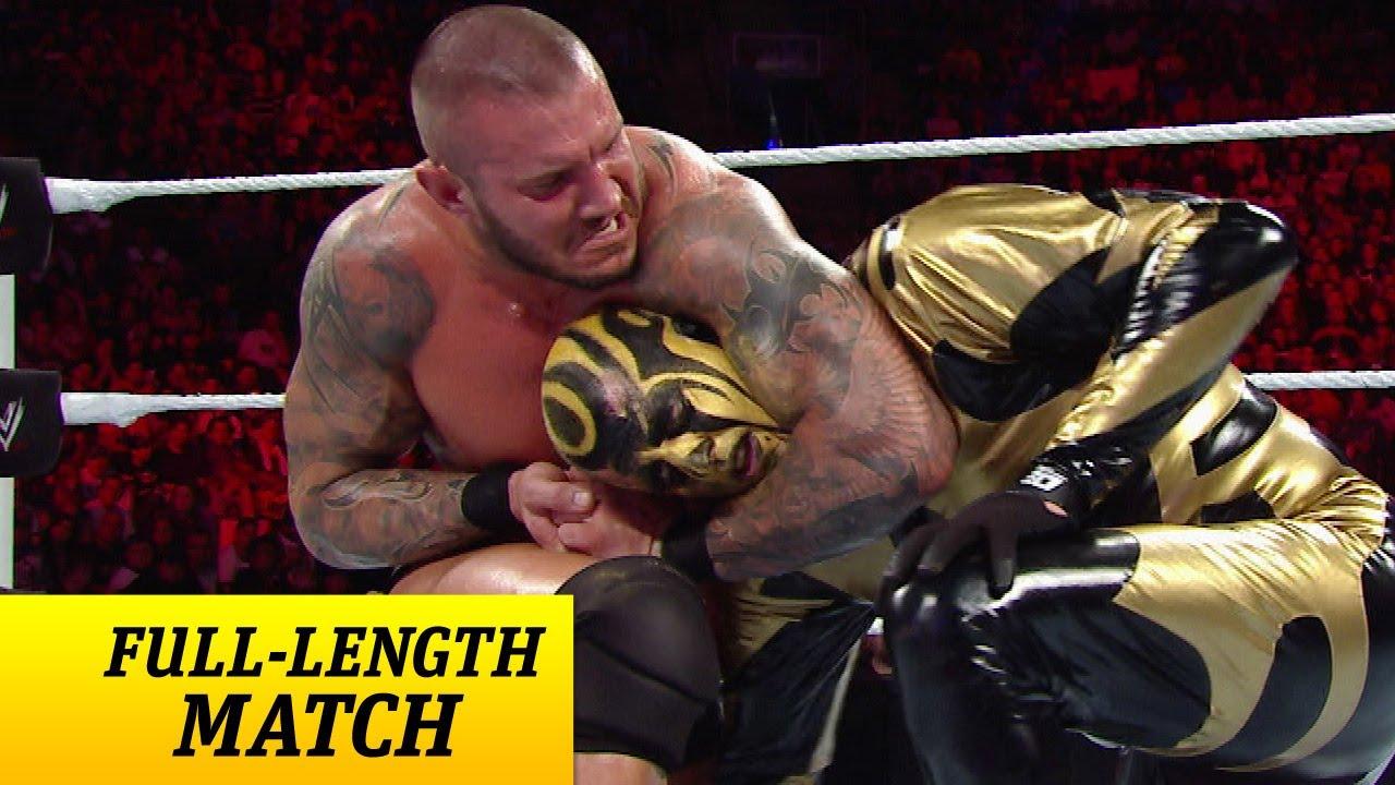 Fulllength Match  Raw  Goldust Vs Randy Orton Youtube