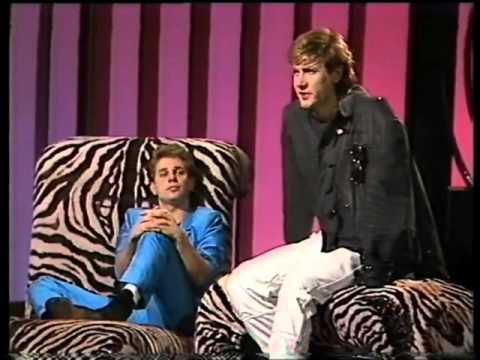 Duran Duran Interview Simon Le Bon and Roger Taylor in South Africa 1982 SABC