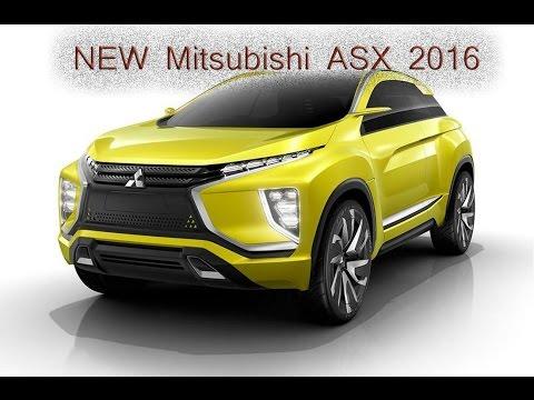 NEW Mitsubishi ASX 2016