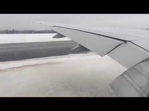 Atterrissage à Montréal (YUL) Landing in Montreal (YUL)
