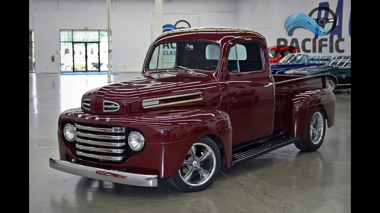 1948 Ford Pickup Youtube