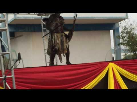 Nansi Imbongi KaMthwakazi
