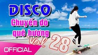 Nhạc Sống Thái Tuấn (Vol 28) - Nhạc Sống 2017 DISCO Cực Bốc - Chuyến đò quê hương  REMIX cực chất