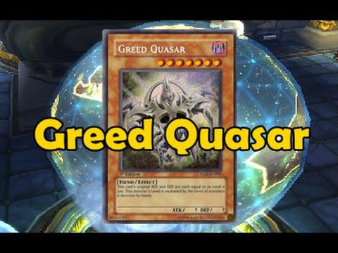 greed quasar