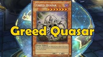 Greed Quasar FaDe