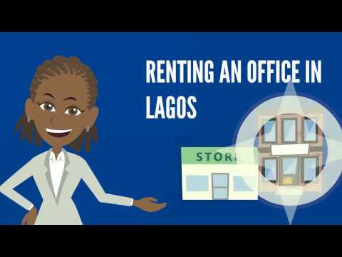 How to rent an office in Lagos