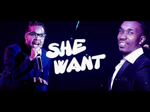"DJ Bravo Feat. Orlando Octave - She Want Me (Lyric Video) ""2018 Soca"""