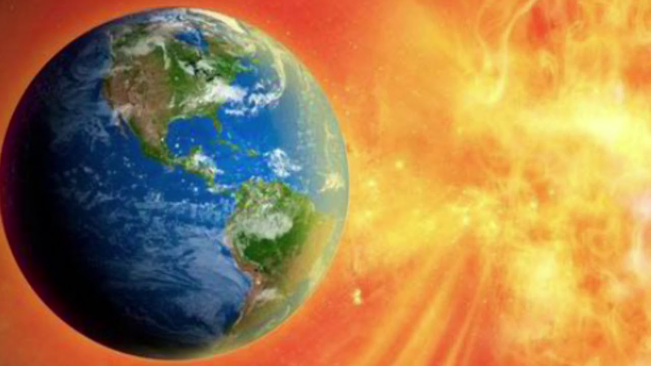 Solar Storm TODAY: What time will the Earth be hit by the ...  Solar Storm Warning