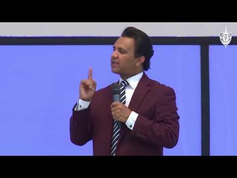 Pastor Josué Brandão - Os Ventos do Espírito Parte 01