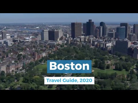 Boston Travel Guide ❤️ Free Travel & Visitor Guides To Boston MA