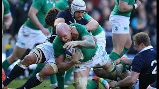 Scotland v Ireland Official Short Highlights worldwide, 21st March 2015