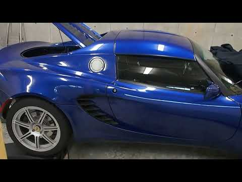 Lotus Elise Install shift cables and ShiftR111 (Part 1)