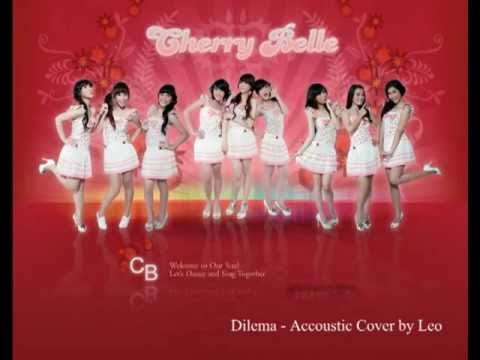 Dilema (Cherrybelle) - Acoustic Covered by Leo
