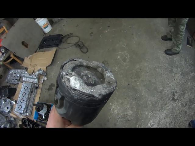 Фото к видео: Про топливную систему. Про задиры. Дефектовка D4EA