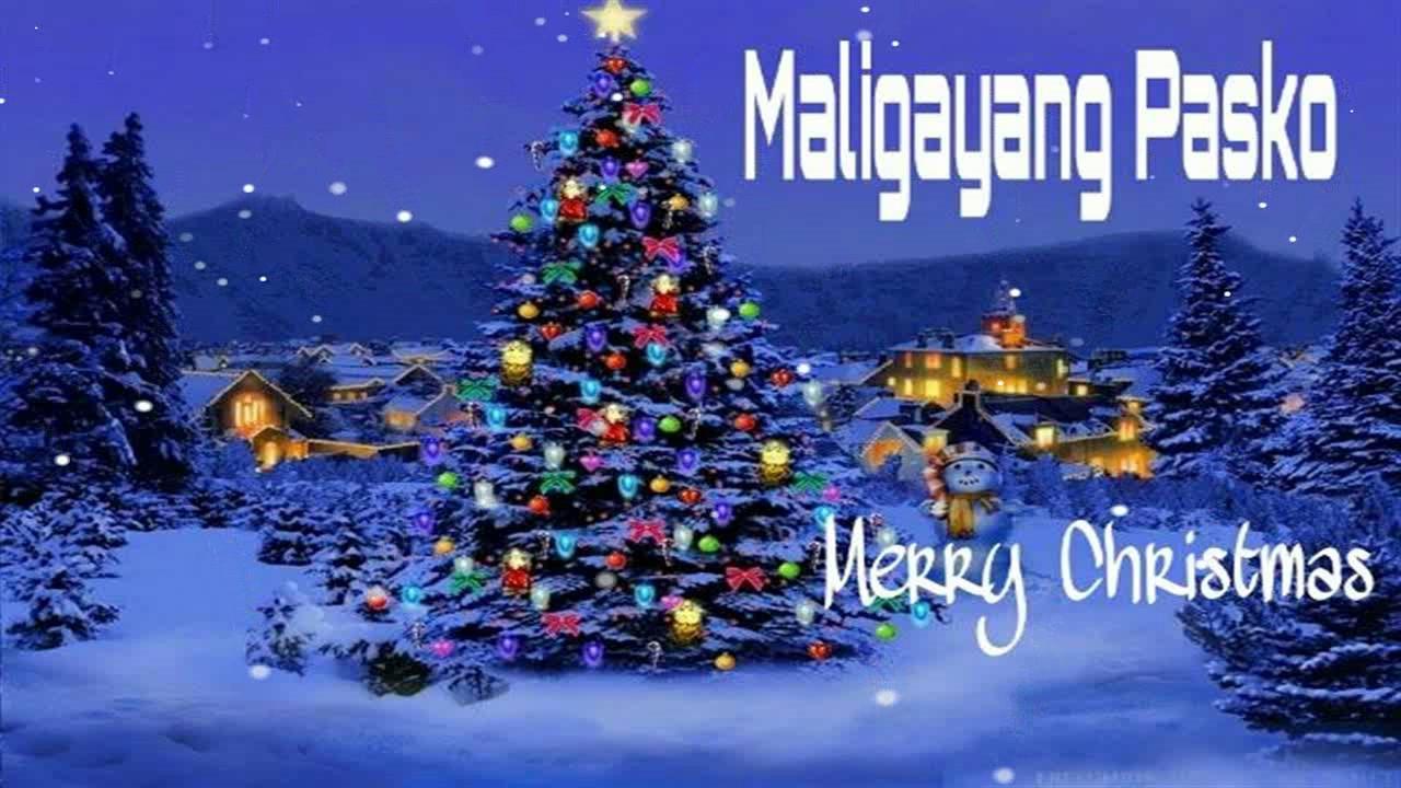 Tagalog Christmas Songs Non Stop - YouTube