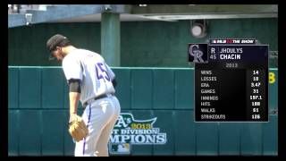 MLB 14 The Show -  Rockies vs Athletics O. co Coliseum: One Inning Played, Coco Crisp Struck Out PS4