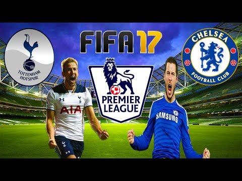 FIFA 17 1 vs 1 - ViceCampioana Tottenham vs Campioana Chelsea - Spectacol In Iarba