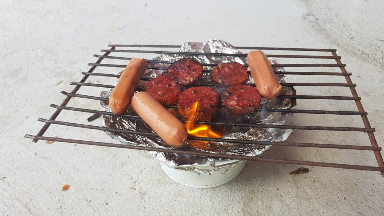 Mini Bbq Grill Easy To Make You