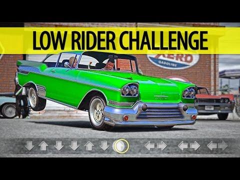GTA San Andreas Low Rider Challenge - GTA 5