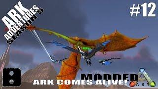 ARK Adventures Season 5 #12 - xB Pets vs. High Level Alpha Wyvern