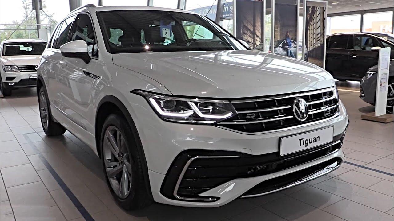 2021 YENI Volkswagen Tiguan - Modern Tasarim ve Güzel Teknolojik Suv