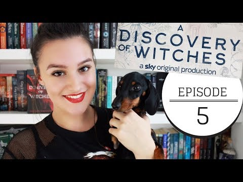 A Discovery Of Witches Episode 5 REACTION