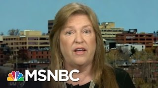 Jane Sanders: We Transformed The Democratic Party This Year | Andrea Mitchell | MSNBC
