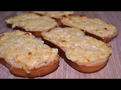 Бутерброды с сыром и киви - пошаговый рецепт с фото на