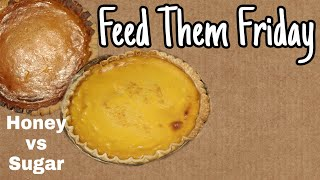 Honey vs Sugar Pumpkin Pie | From Fresh Pumpkin | Feed Them Friday | This Random Journey