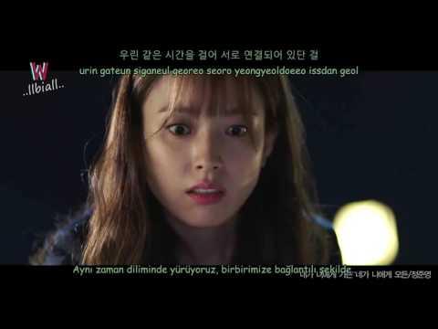 (W OST Part 1) JUNG JOON YOUNG - Where Are U Türkçe Altyazılı (Han/Rom)