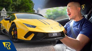 Will I Stop Hating On Lamborghini For This?! 🤔 | Huracan Performante First Drive