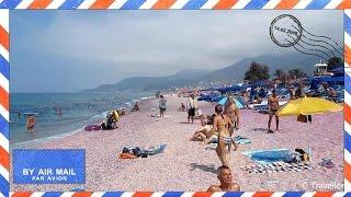 Kleopatra Beach (Cleopatra Beach)   - Alanya Turkey in July - Alanya beaches - Alanya attractions