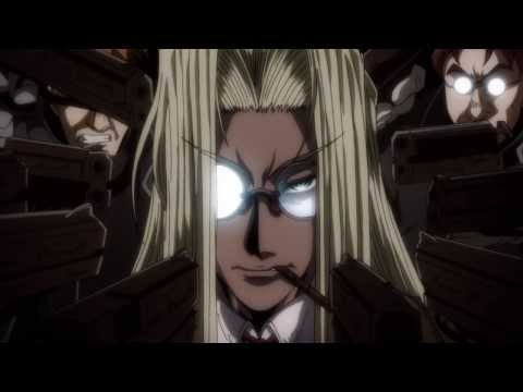 Inhumanity  - Hellsing Ultimate AMV  [ Fanime Con 2014 Best Action]