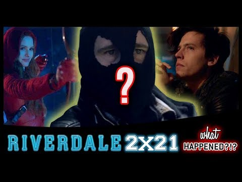RIVERDALE 2x21 Recap: Black Hood FINALLY Revealed? Shocking Ending! 2x22 Promo   What Happened?!?