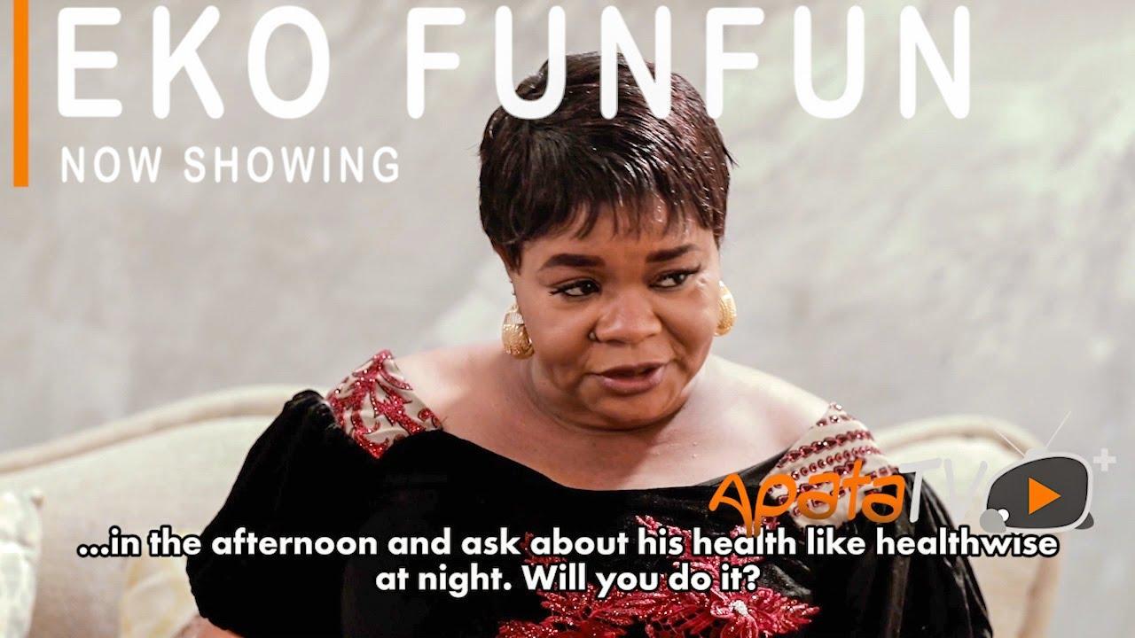 Download Eko Funfun Latest Yoruba Movie 2021 Drama Starring Bimbo Oshin | Peters Ijagbemi | Olayinka Solomon