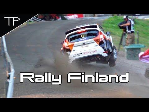 Thursday highlights - Neste Rally Finland 2018