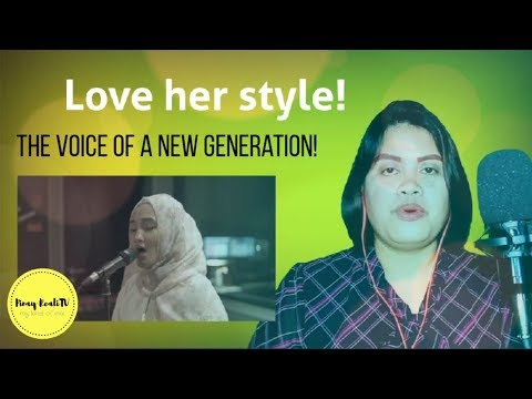 """Download Fatin blew this Filipina's mind with her rendition of the song """"Speechless"""". Mp4 baru"""