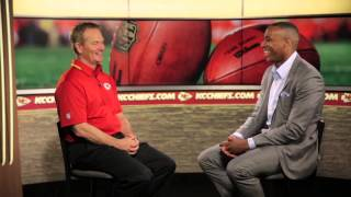 One on One with Marcus Peters