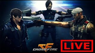 crossfire Legend live streaming funny moments happy for you