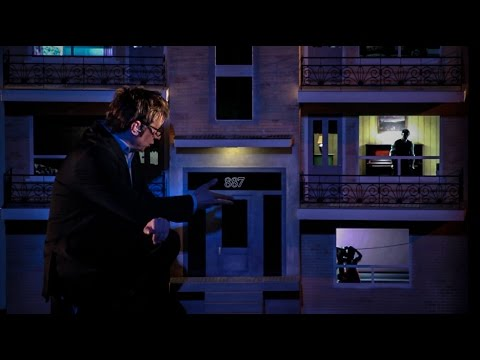 EX MACHINA/ROBERT LEPAGE - 887 - REf15