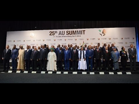 Africa leaders discuss the creation of a free trade zone